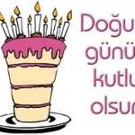 Bugün Benim Doğum Günüm :)