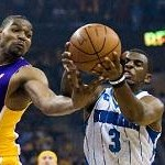 New Orleans Hornets 90-106 Los Angeles Lakers | 2-3