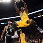 San Antonio Spurs 93-102 Los Angeles Lakers