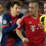 Almanlar İspanyollara Futbol Dersi Verdi