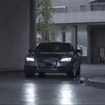 Audi'den Kendi Kendine Park Eden Araba !